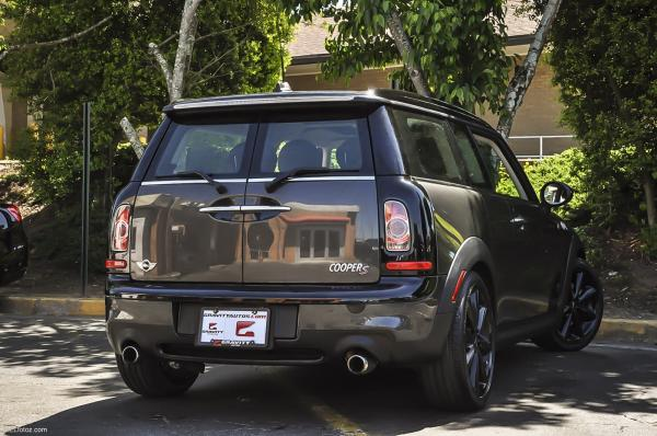 Used 2014 MINI Cooper Clubman Cooper Clubman S for sale Sold at Gravity Autos in Roswell GA 30076 4