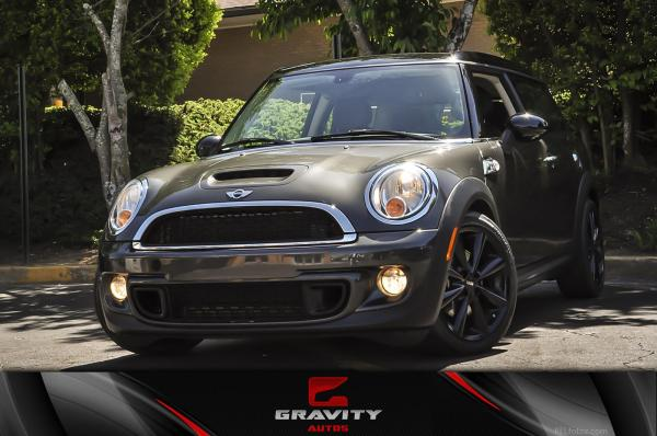 Used 2014 MINI Cooper Clubman Cooper Clubman S for sale Sold at Gravity Autos in Roswell GA 30076 1