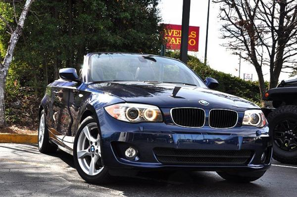 Used 2013 BMW 1 Series 128i for sale Sold at Gravity Autos in Roswell GA 30076 2
