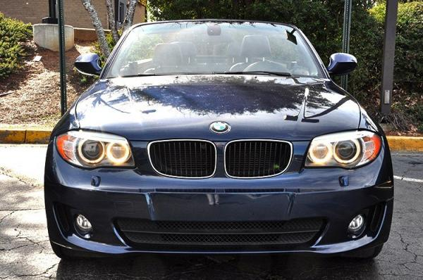 Used 2013 BMW 1 Series 128i for sale Sold at Gravity Autos in Roswell GA 30076 3