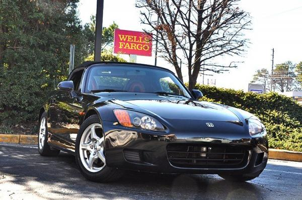 Used 2000 Honda S2000 for sale Sold at Gravity Autos in Roswell GA 30076 2
