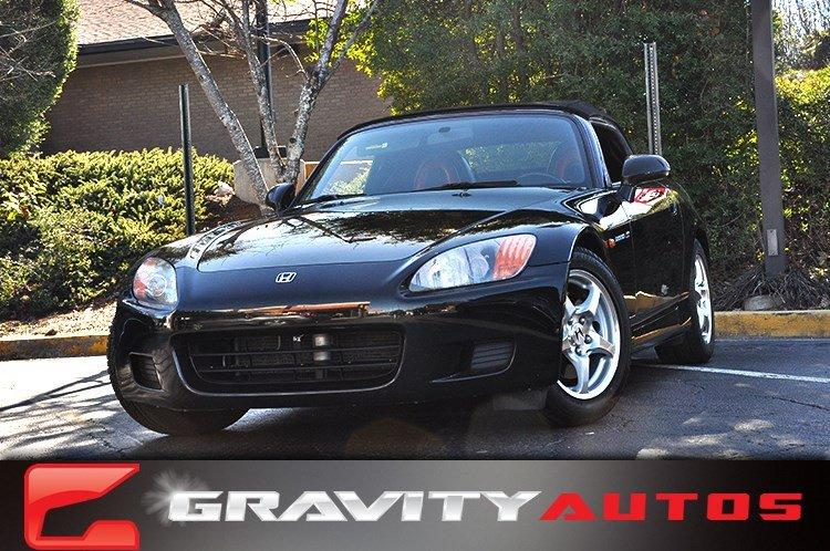 Used 2000 Honda S2000 for sale Sold at Gravity Autos in Roswell GA 30076 1