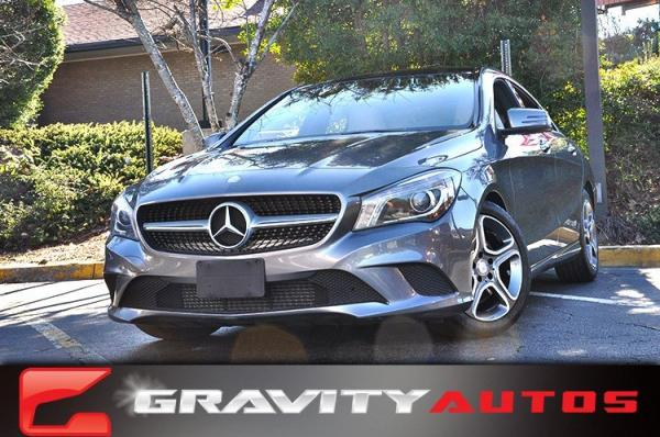 Used 2014 Mercedes-Benz CLA-Class CLA250 for sale Sold at Gravity Autos in Roswell GA 30076 1
