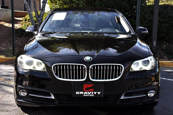 Used 2015 BMW 5 Series 528i xDrive for sale Sold at Gravity Autos in Roswell GA 30076 3