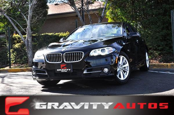 Used 2015 BMW 5 Series 528i xDrive for sale Sold at Gravity Autos in Roswell GA 30076 1