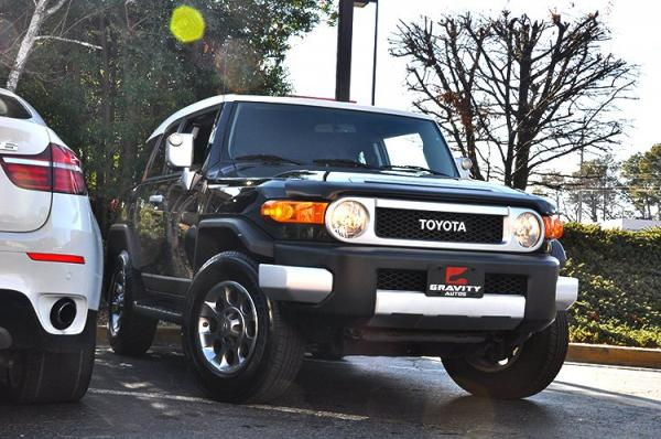 Used 2012 Toyota FJ Cruiser for sale Sold at Gravity Autos in Roswell GA 30076 2