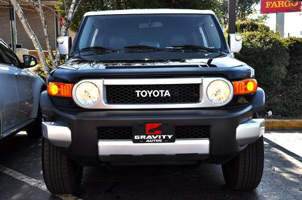 Used 2012 Toyota FJ Cruiser for sale Sold at Gravity Autos in Roswell GA 30076 3