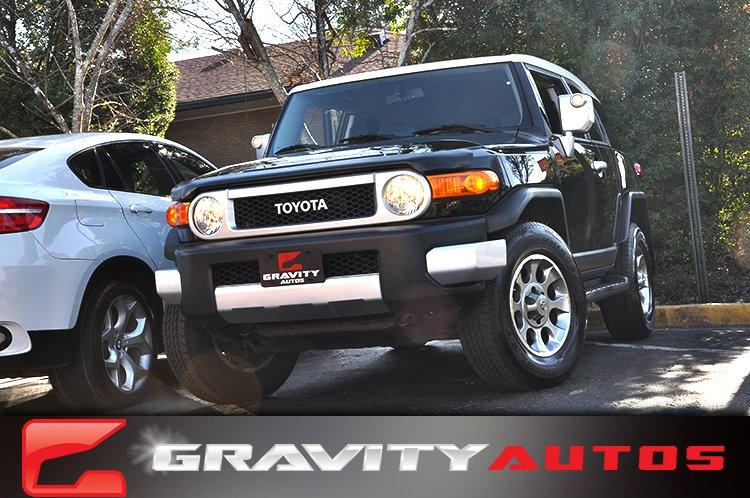 Used 2012 Toyota FJ Cruiser for sale Sold at Gravity Autos in Roswell GA 30076 1