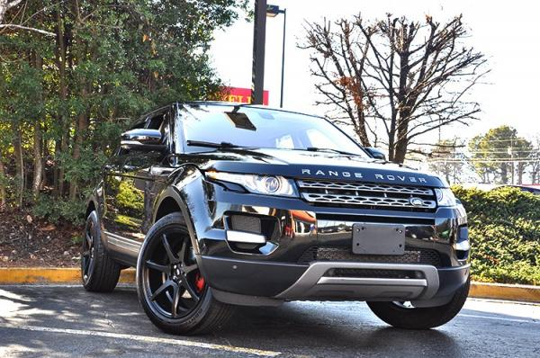 Used 2013 Land Rover Range Rover Evoque Pure for sale Sold at Gravity Autos in Roswell GA 30076 2