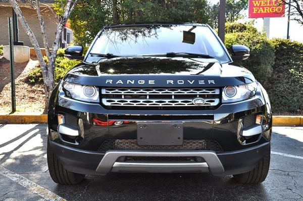 Used 2013 Land Rover Range Rover Evoque Pure for sale Sold at Gravity Autos in Roswell GA 30076 3