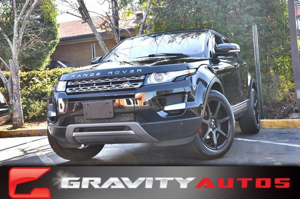 Used 2013 Land Rover Range Rover Evoque Pure for sale Sold at Gravity Autos in Roswell GA 30076 1