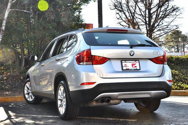 Used 2013 BMW X1 xDrive28i for sale Sold at Gravity Autos in Roswell GA 30076 4