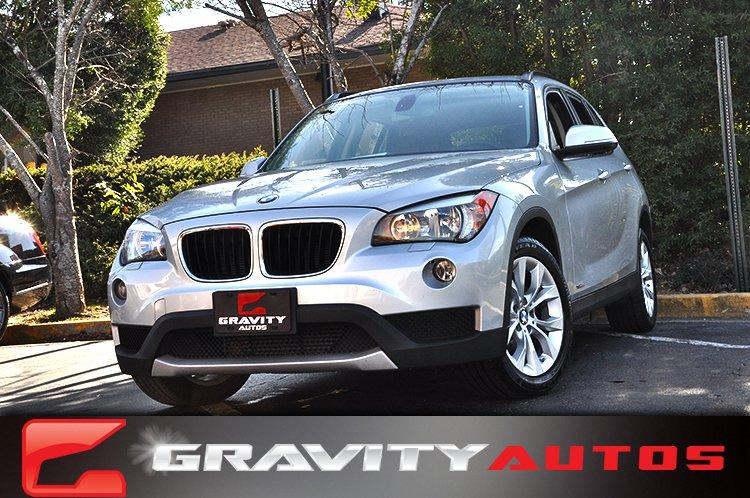 Used 2013 BMW X1 xDrive28i for sale Sold at Gravity Autos in Roswell GA 30076 1