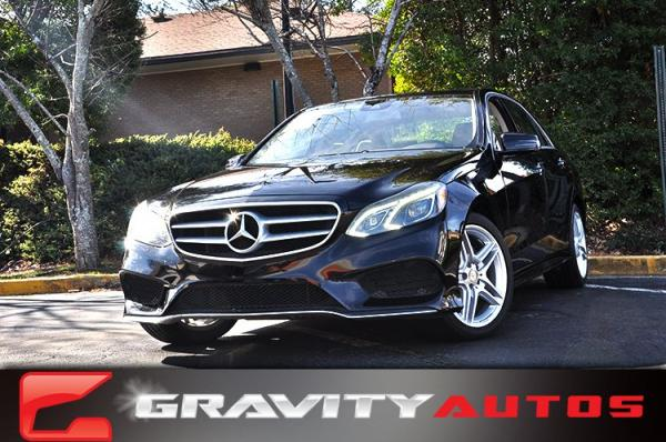 Used 2014 Mercedes-Benz E-Class E350 Sport for sale Sold at Gravity Autos in Roswell GA 30076 1