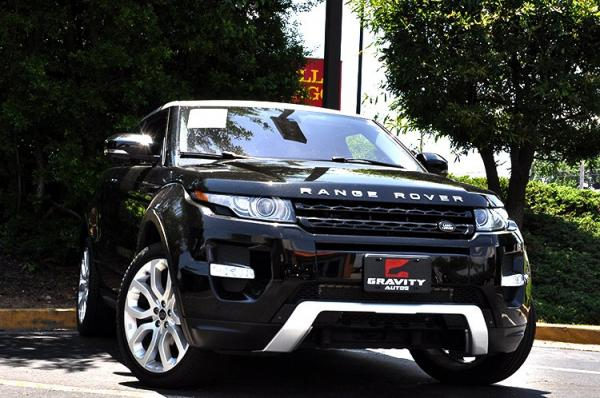 Used 2013 Land Rover Range Rover Evoque Range Rover Evoque Dynamic Premium for sale Sold at Gravity Autos in Roswell GA 30076 2