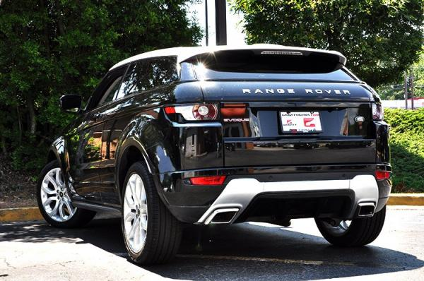 Used 2013 Land Rover Range Rover Evoque Range Rover Evoque Dynamic Premium for sale Sold at Gravity Autos in Roswell GA 30076 4