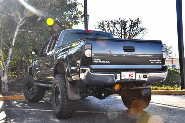 Used 2015 Toyota Tacoma PreRunner for sale Sold at Gravity Autos in Roswell GA 30076 4