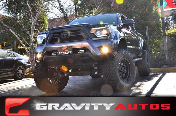 Used 2015 Toyota Tacoma PreRunner for sale Sold at Gravity Autos in Roswell GA 30076 1