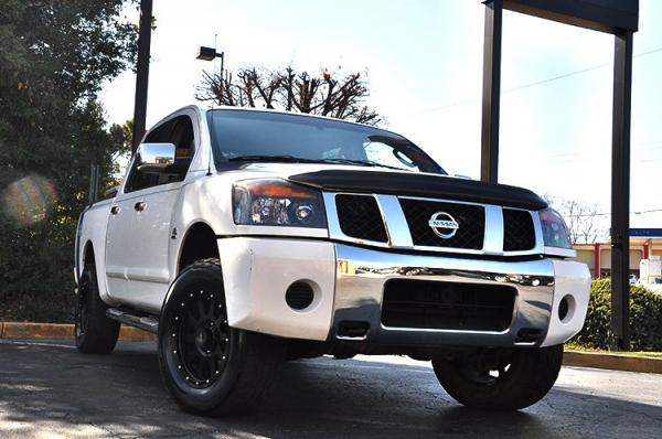 Used 2004 Nissan Titan XE for sale Sold at Gravity Autos in Roswell GA 30076 2