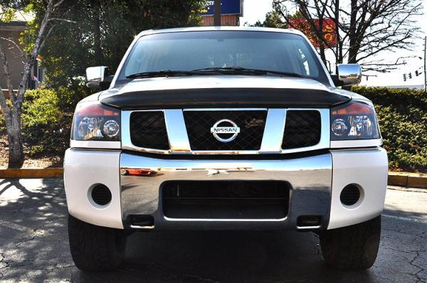 Used 2004 Nissan Titan XE for sale Sold at Gravity Autos in Roswell GA 30076 3