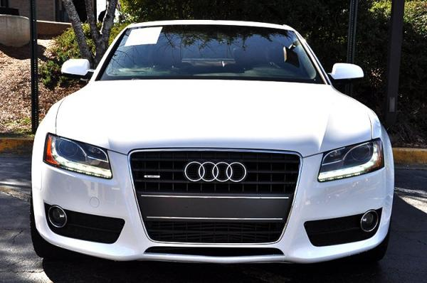 Used 2012 Audi A5 2.0T Premium Plus for sale Sold at Gravity Autos in Roswell GA 30076 3
