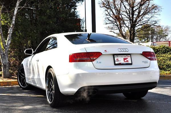Used 2012 Audi A5 2.0T Premium Plus for sale Sold at Gravity Autos in Roswell GA 30076 4
