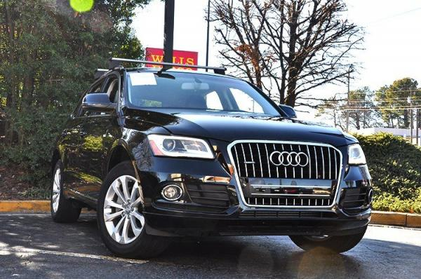 Used 2013 Audi Q5 Premium for sale Sold at Gravity Autos in Roswell GA 30076 2