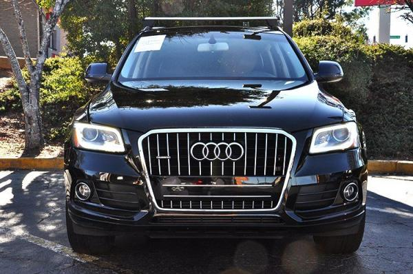 Used 2013 Audi Q5 Premium for sale Sold at Gravity Autos in Roswell GA 30076 3