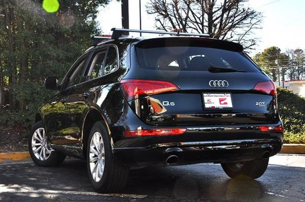 Used 2013 Audi Q5 Premium for sale Sold at Gravity Autos in Roswell GA 30076 4