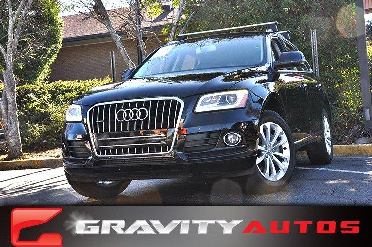 Used 2013 Audi Q5 Premium for sale Sold at Gravity Autos in Roswell GA 30076 1