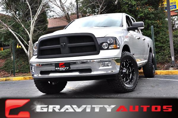 Used 2010 Dodge Ram 1500 SLT for sale Sold at Gravity Autos in Roswell GA 30076 1