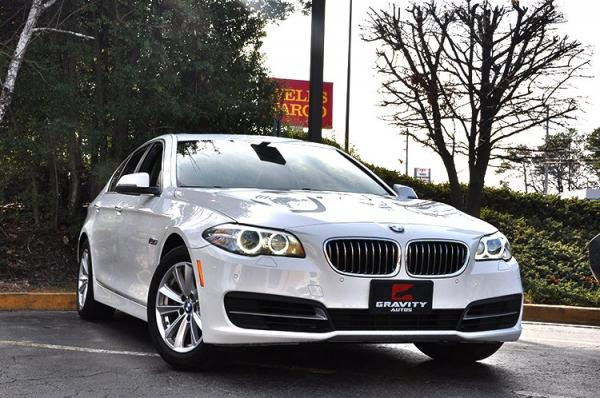 Used 2014 BMW 5 Series 528i xDrive for sale Sold at Gravity Autos in Roswell GA 30076 2