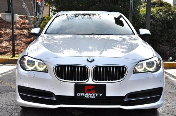 Used 2014 BMW 5 Series 528i xDrive for sale Sold at Gravity Autos in Roswell GA 30076 3