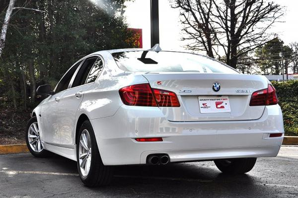 Used 2014 BMW 5 Series 528i xDrive for sale Sold at Gravity Autos in Roswell GA 30076 4