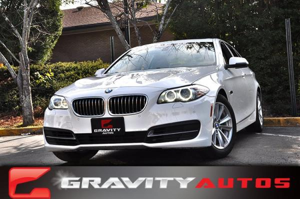 Used 2014 BMW 5 Series 528i xDrive for sale Sold at Gravity Autos in Roswell GA 30076 1