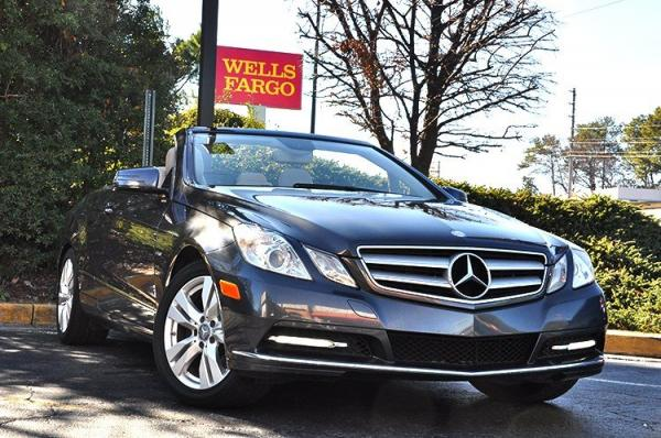 Used 2012 Mercedes-Benz E-Class E-Class E350 for sale Sold at Gravity Autos in Roswell GA 30076 2