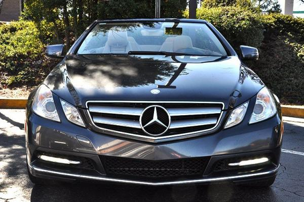 Used 2012 Mercedes-Benz E-Class E-Class E350 for sale Sold at Gravity Autos in Roswell GA 30076 3