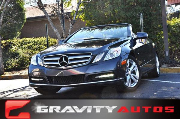 Used 2012 Mercedes-Benz E-Class E-Class E350 for sale Sold at Gravity Autos in Roswell GA 30076 1
