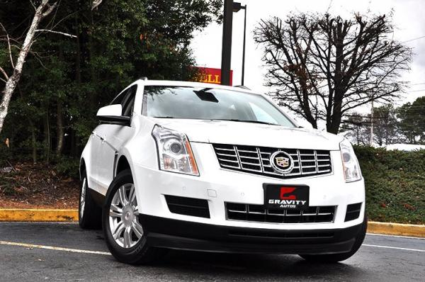 Used 2014 Cadillac SRX Luxury Collection for sale Sold at Gravity Autos in Roswell GA 30076 2