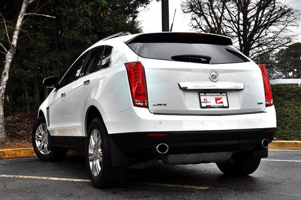 Used 2014 Cadillac SRX Luxury Collection for sale Sold at Gravity Autos in Roswell GA 30076 4