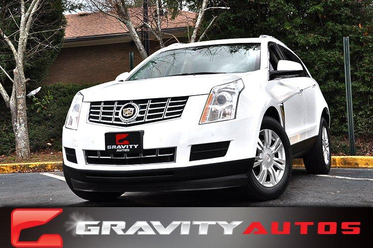 Used 2014 Cadillac SRX Luxury Collection for sale Sold at Gravity Autos in Roswell GA 30076 1
