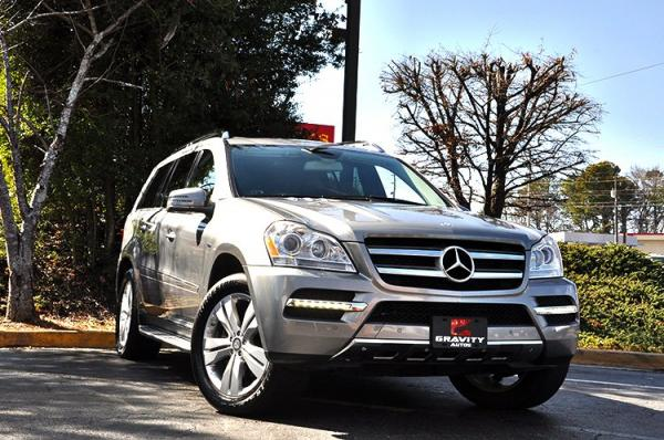 Used 2011 Mercedes-Benz GL-Class GL350 BlueTEC for sale Sold at Gravity Autos in Roswell GA 30076 2