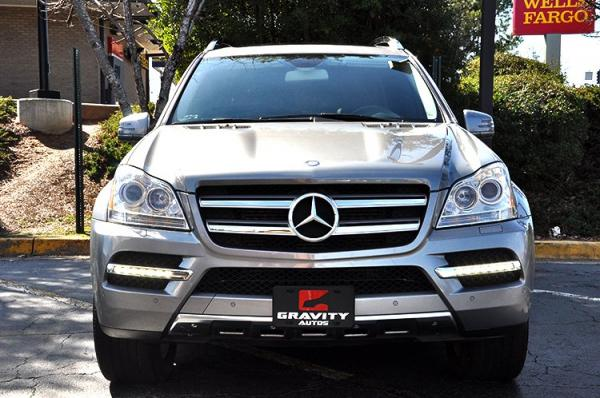 Used 2011 Mercedes-Benz GL-Class GL350 BlueTEC for sale Sold at Gravity Autos in Roswell GA 30076 3