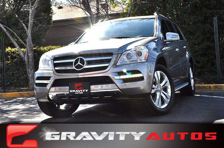 Used 2011 Mercedes-Benz GL-Class GL350 BlueTEC for sale Sold at Gravity Autos in Roswell GA 30076 1