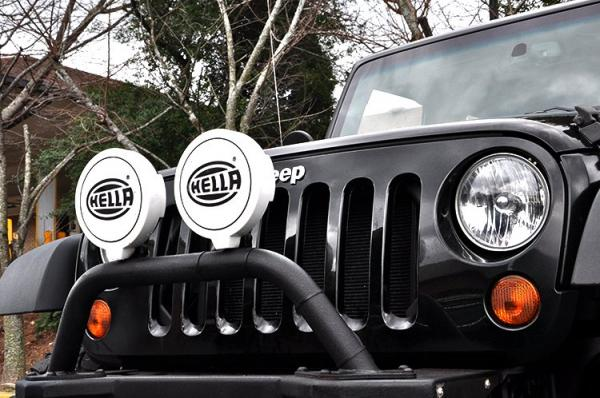 Used 2013 Jeep Wrangler Unlimited Rubicon for sale Sold at Gravity Autos in Roswell GA 30076 4