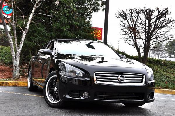 Used 2012 Nissan Maxima 3.5 SV w/Sport Pkg for sale Sold at Gravity Autos in Roswell GA 30076 2