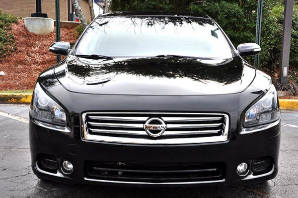 Used 2012 Nissan Maxima 3.5 SV w/Sport Pkg for sale Sold at Gravity Autos in Roswell GA 30076 3