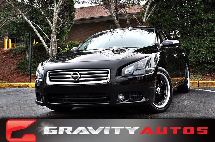 Used 2012 Nissan Maxima 3.5 SV w/Sport Pkg for sale Sold at Gravity Autos in Roswell GA 30076 1