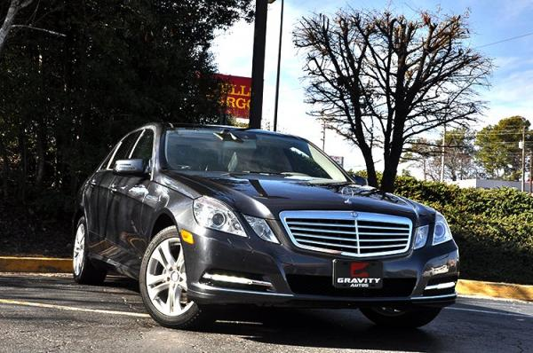 Used 2011 Mercedes-Benz E-Class E350 Luxury for sale Sold at Gravity Autos in Roswell GA 30076 2