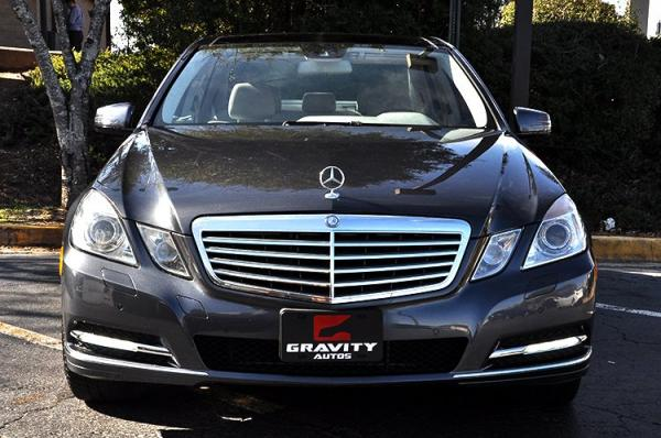 Used 2011 Mercedes-Benz E-Class E350 Luxury for sale Sold at Gravity Autos in Roswell GA 30076 3